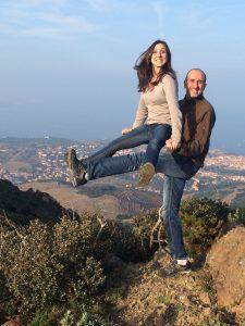 Claire et Thierry Lindy Hop