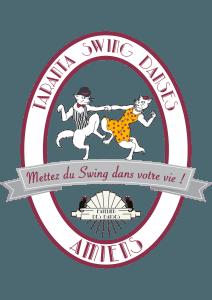Logo Taranta Swing Danses