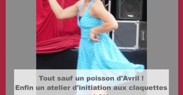 Atelier de claquettes (Tap Dance)