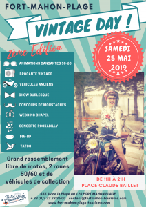 Fort mahon vintage day 2019
